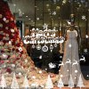 cheap Merry Christmas Banner Glass Window Decoration Wall Stickers