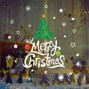 Removable Merry Christmas Banner Window Door DIY Wall Stickers for sale