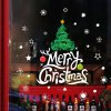 Removable Merry Christmas Banner Window Door DIY Wall Stickers deal