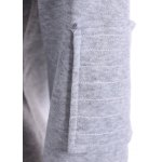 best Elbow Patch Pullover Hoodie