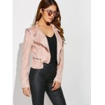 cheap Sueded Slim Fit Jacket