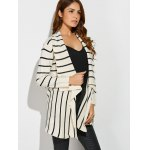 Striped Loose Cardigan deal