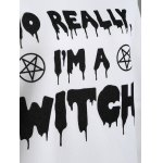 I Am A Witch Sweatshirt for sale