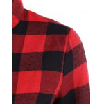 Fitted Scottish Checked Shirt for sale