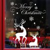 Christmas Reindeer Removable Wall Stencils deal