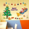 best Removable Merry Christmas DIY Home Decoration Wall Stickers