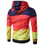 cheap Hooded 3D Flag of Germany Print Hoodie