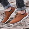 Suede Eyelet Casual Shoes deal