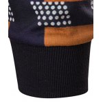 Hooded 3D Ethnic Style Totem Print Hoodie photo