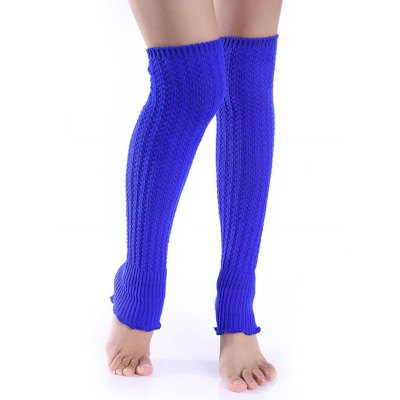 Cable Knit Leg Warmers