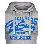 cheap Number 95 and Graphic Print Hoodie