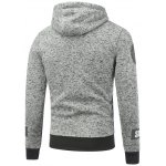 Pullover Graphic Printed Hoodie deal