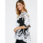 Openwork Embroidery Vintage Blouse deal