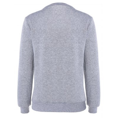 Rock Hand Gesture SweatshirtSweatshirts &amp; Hoodies<br>Rock Hand Gesture Sweatshirt<br><br>Material: Cotton Blend<br>Clothing Length: Regular<br>Sleeve Length: Full<br>Style: Fashion<br>Pattern Style: Figure<br>Season: Fall,Spring,Winter<br>Weight: 0.470kg<br>Package Contents: 1 x Sweatshirt