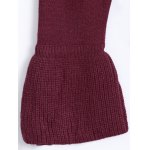 Flare Sleeve Slimming Sweater for sale