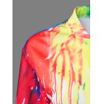 Paint Drip Bomber Jacket deal