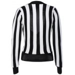 cheap Striped Color Block Pullover Knitwear