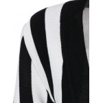 Striped Color Block Pullover Knitwear deal