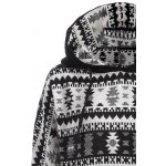 Jacquard Tribal Drawstring Pullover Hoodie for sale