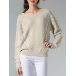 Dropped Shoulder Sweater