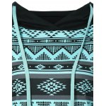 Front Pocket Christmas Print Pullover Hoodie deal