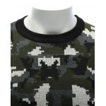 Crew Neck Camouflage Sweater for sale