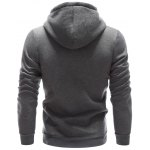 Drawstring Graphic Pullover Hoodie deal