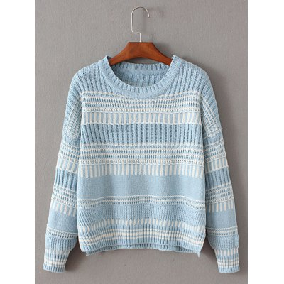 High Low Pullover Chunky Sweater