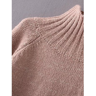 funnel-neck-high-low-sweater