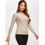 Fit Ribbed Pullover Sweater deal