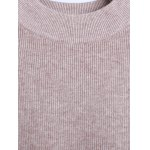 best Pocket Side Slit Ribbed Sweater