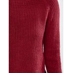 best Knitted Long Sleeves Chunky Sweater
