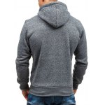 PU Leather Spliced Color Block Hoodie deal