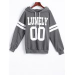 Hooded Varsity Striped Graphic Print Sporty Suit photo