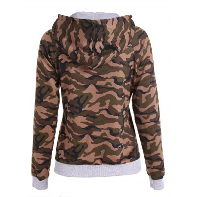 pullover-camo-print-drawstring-hoodie