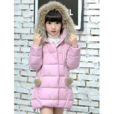 Zip Up Padded Coat
