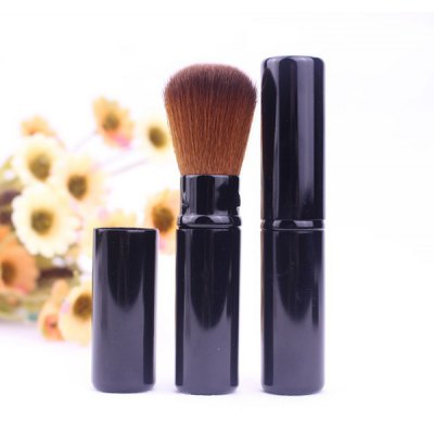 Covered Telescopic Nylon Powder Brush