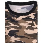 Camouflage Pattern Sweatshirt deal