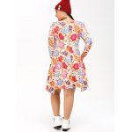 Cookie Print Swing Dress for sale