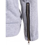 Classic Zip Pullover Hoodie for sale