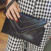 Faux Leather Clutch Bag deal