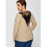 Plus Size Embellished Sweater deal