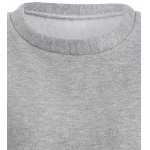 Lace-Up Fleece Pullover Sweatshirt deal