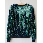 Sequins Pullover Sweatshirt for sale