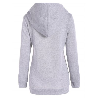 Casual Kangaroo Pocket Pullover HoodieSweatshirts &amp; Hoodies<br>Casual Kangaroo Pocket Pullover Hoodie<br><br>Material: Cotton Blend,Polyester<br>Clothing Length: Regular<br>Sleeve Length: Full<br>Style: Casual<br>Pattern Style: Solid<br>Season: Fall,Spring<br>Weight: 0.550kg<br>Package Contents: 1 x Hoodie