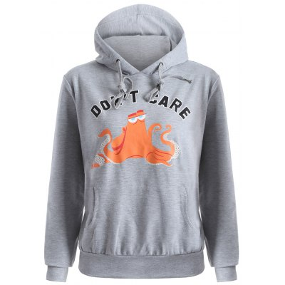 Front Pocket Pullover Hoodie