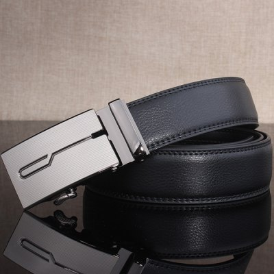 Stylish Polished Geometric Automatic Buckle Wide BeltMens Belts<br>Stylish Polished Geometric Automatic Buckle Wide Belt<br><br>Belt Length: 105-125CM<br>Belt Material: Faux Leather<br>Belt Silhouette: Wide Belt<br>Belt Width: 3.5CM<br>Gender: For Men<br>Group: Adult<br>Package Contents: 1 x Belt<br>Pattern Type: Others<br>Style: Formal<br>Weight: 0.227kg