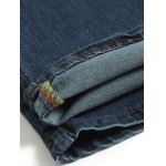 best Zip Fly Pocket Design Tapered Fit Jeans