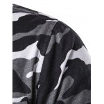 Hooded Camouflage Multi Pockets Jacket deal