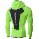 cheap Sport Color Block Spliced Graphic Print Raglan Sleeve Hoodie